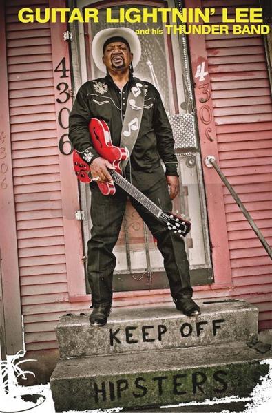 Guitar Lightnin' Lee and His Thunder Band anuncia gira española