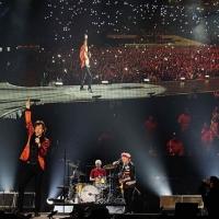 The Rolling Stones ofrecen su primer concierto en Lima, Perú.1