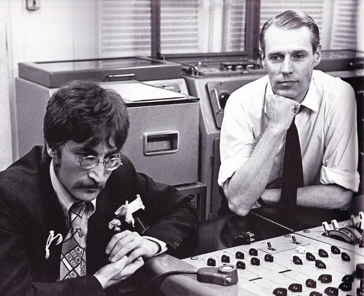 Adiós a George Martin, un visionario a la producción y quinto Beatle