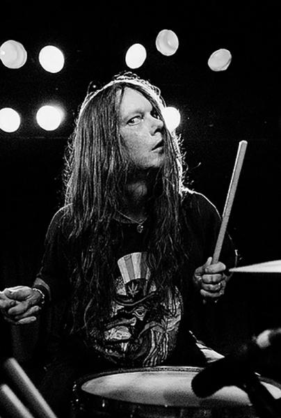 Adiós a Andrew Loomis, batería de Dead Moon RIP DEP