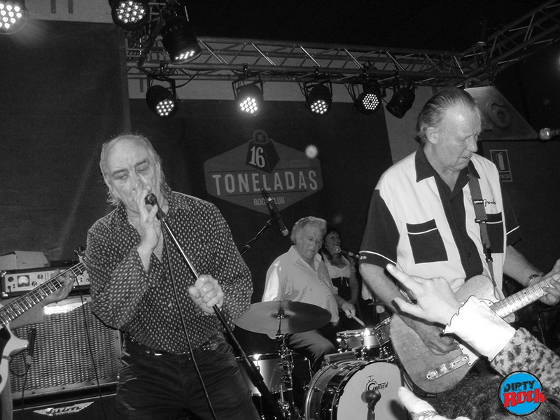 Crazy Cavan And The Rhythm Rockers 2016 Valencia