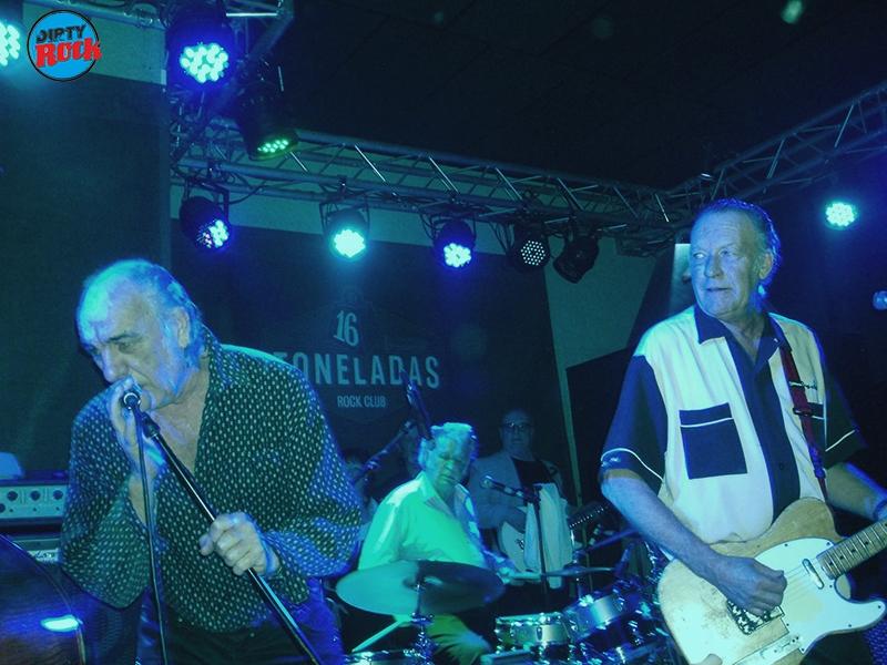 Crazy Cavan And The Rhythm Rockers en Valencia