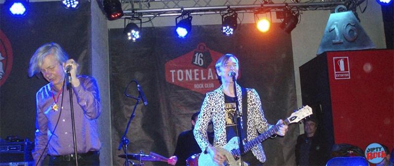 The Fleshtones y su fiesta 40 aniversario en CBGB 16 Toneladas