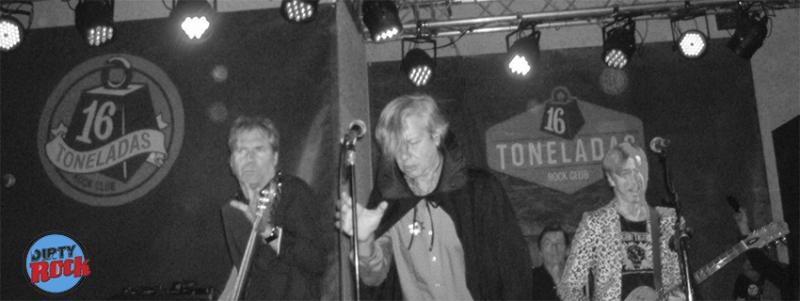 The Fleshtones y su fiesta 40 aniversario en CBGB del 16 Toneladas