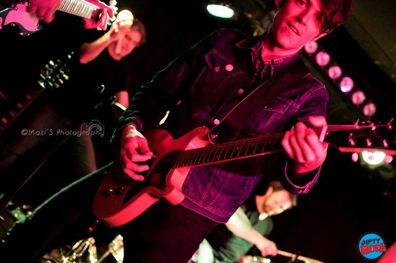 Jesse Malin concierto Valencia Outsiders.11