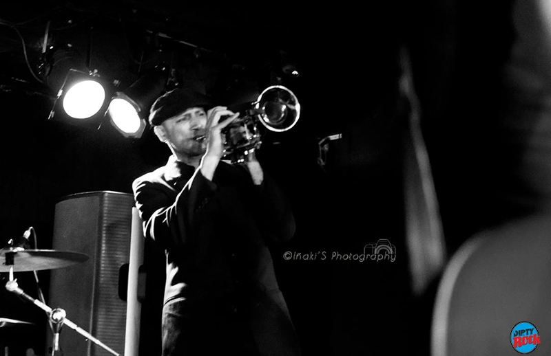Jesse Malin concierto Valencia Outsiders.4