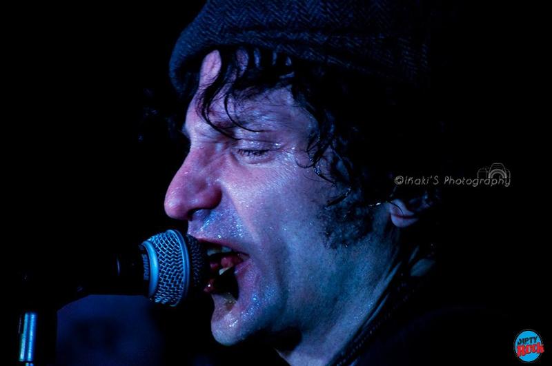 Jesse Malin concierto Valencia Outsiders.8