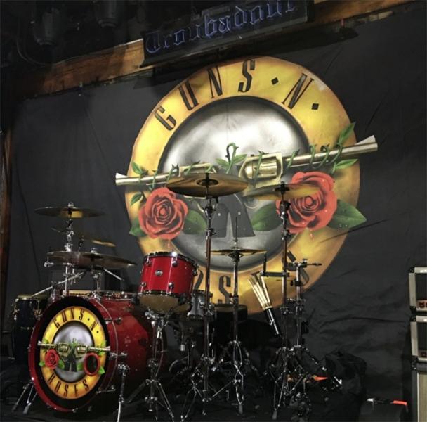 Guns N' Roses y su concierto sorpresa en el Troubadour de Los Angeles