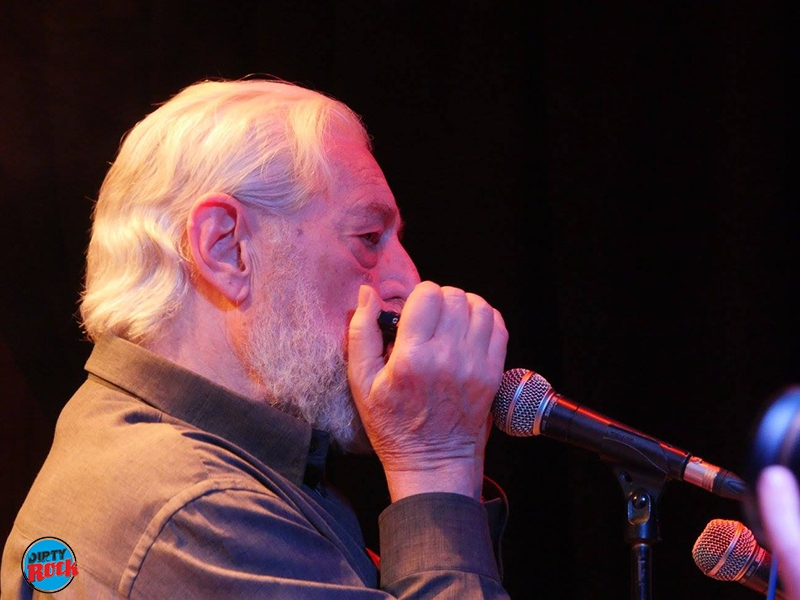 Nat Simons crónica concierto Sala El Sol Jack Jamison