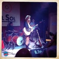 Nat Simons crónica concierto Sala El Sol.2
