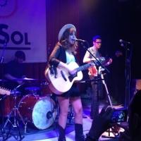 Nat Simons crónica concierto Sala El Sol