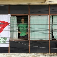The Rolling Stones en la Habana Cuba.17