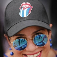 The Rolling Stones en la Habana Cuba.18