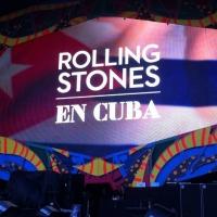 The Rolling Stones en la Habana Cuba