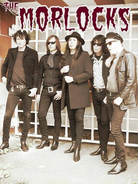 The Morlocks anuncian su sucia gira gira española