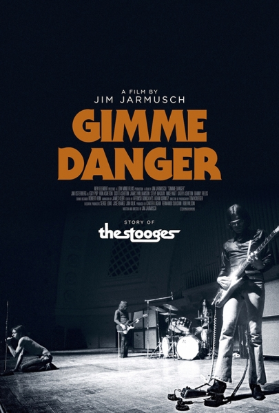 Gimme Danger documental sobre The Stooges