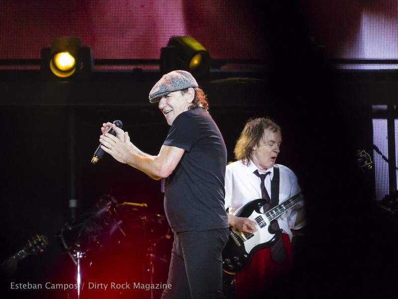 Brian Johnson habla de su salida de AC/DC