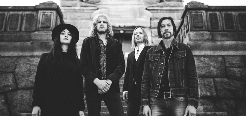 Entrevista a The Black Marbles previa a su gira española 2016