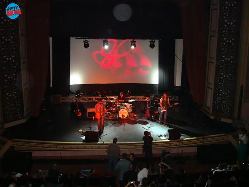 The Steepwater Band Tenerife Cine Víctor 2011