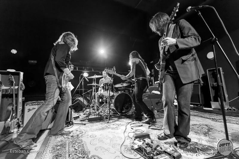 The Steepwater Band tocan el Get Yer Ya-Ya's Out! de The Rolling Stones en Barcelona rocksound