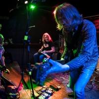The Steepwater Band en Barcelona Get Yer Ya-Ya's Out 2016