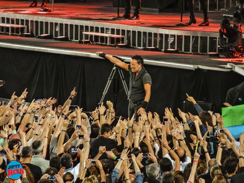 Bruce Springsteen en Barcelona 2016.10