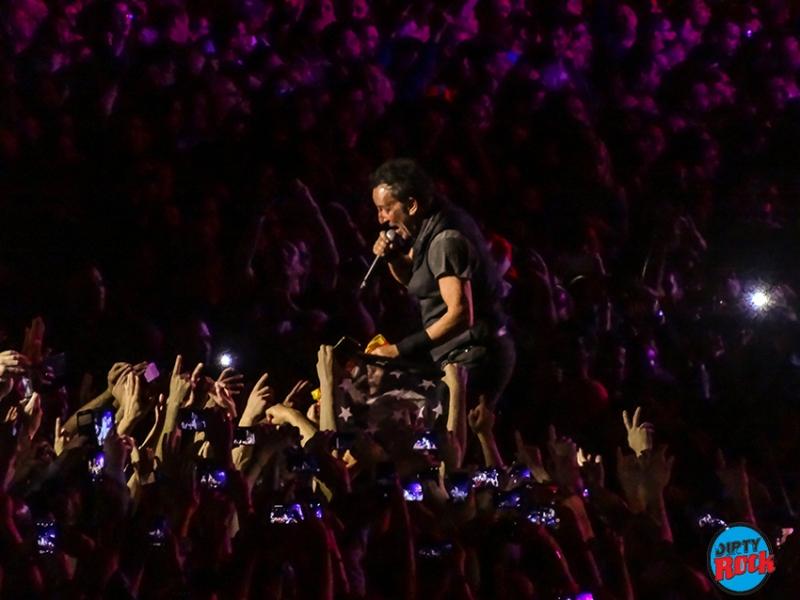 Bruce Springsteen en Barcelona 2016.11