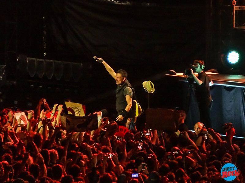 Bruce Springsteen en Barcelona 2016.12