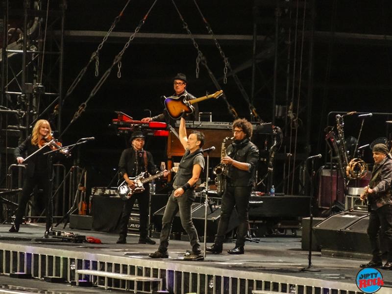 Bruce Springsteen en Barcelona 2016.19