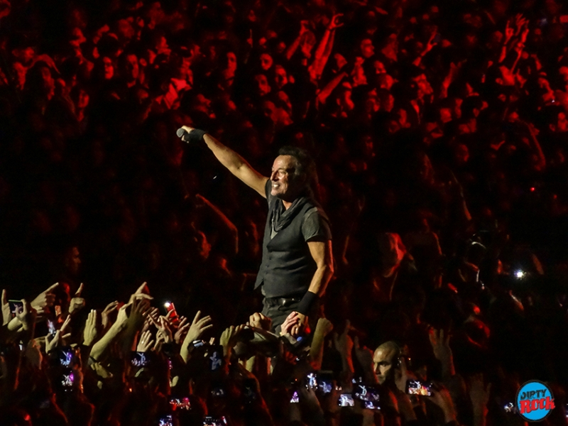 Bruce Springsteen en Barcelona 2016.9