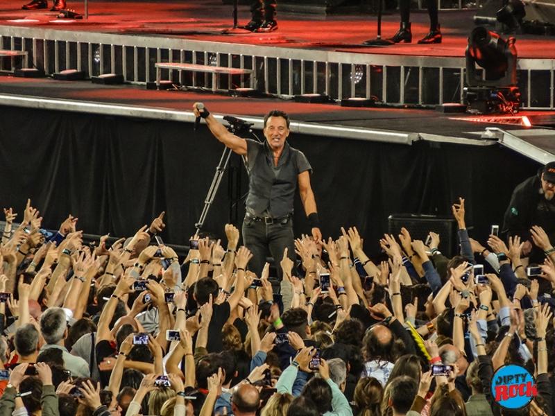 Bruce Springsteen en Barcelona 2016 Camp Nou The River Tour