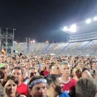 Bruce Springsteen las Palmas 2012.10