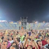 Bruce Springsteen las Palmas 2012.12