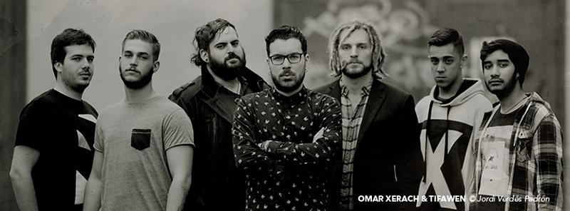 Omar Xerach publica Adastra, nuevo disco. Foto Jordi Verdés