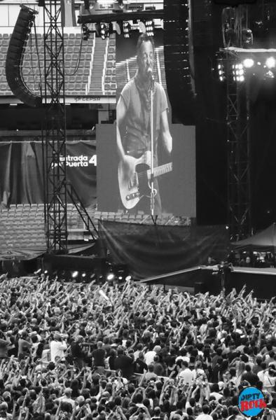 Bruce Springsteen crónica Madrid 2016.15