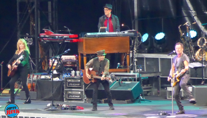 Bruce Springsteen crónica Madrid 2016.3