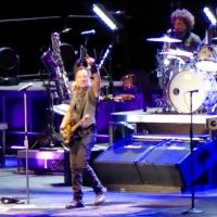 Bruce Springsteen crónica Madrid 2016.8