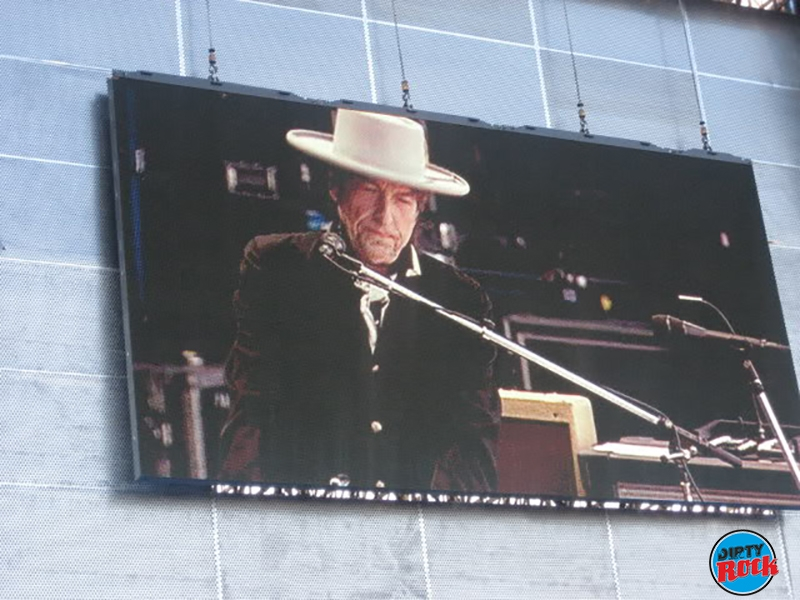 Bob Dylan Madrid julio 2008, Rock in Rio Madrid.5