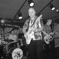 Surf O Rama 2016 SIR BALD DIDDLEY & HIS RIP CURLS concierto