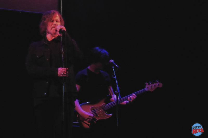 Mark Lanegan y Duke Garwood en Madrid 2016