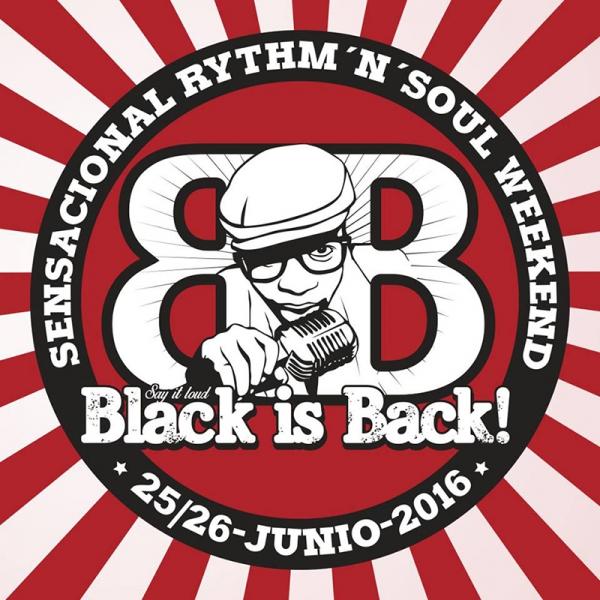 Black is Back Weekend 2016, la gran fiesta del Soul en Madrid