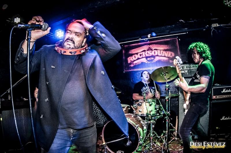Electric Mary publican nuevo disco en directo Live in Helldorado y anuncian gira española 2016
