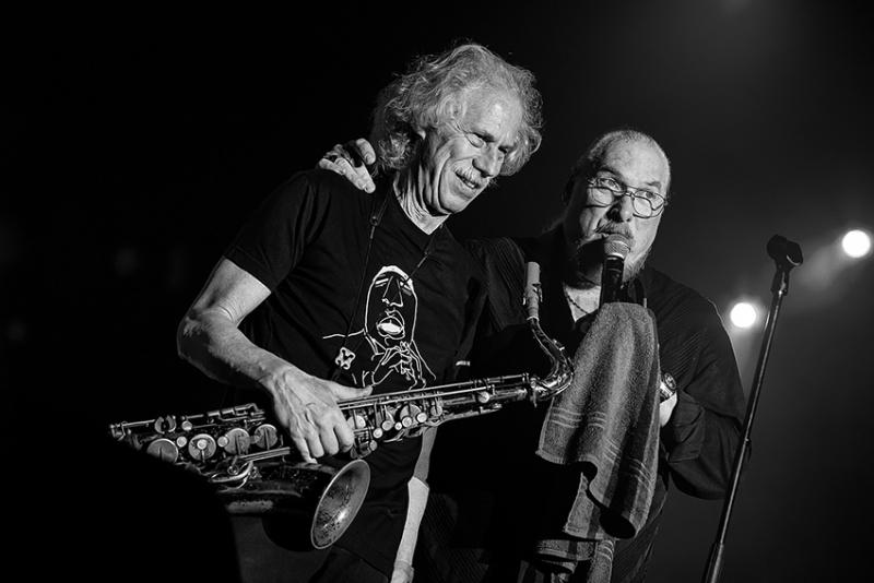 Blues Brothers de gira con Steve Crooper 2016 Canarias