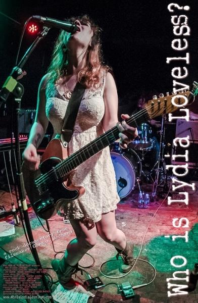 Lydia Loveless publica nuevo disco Real Who is Lydia Loveless Desi Estévez