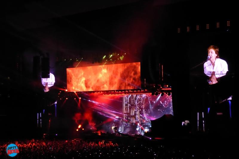 Paul McCartney en Madrid 2016.9