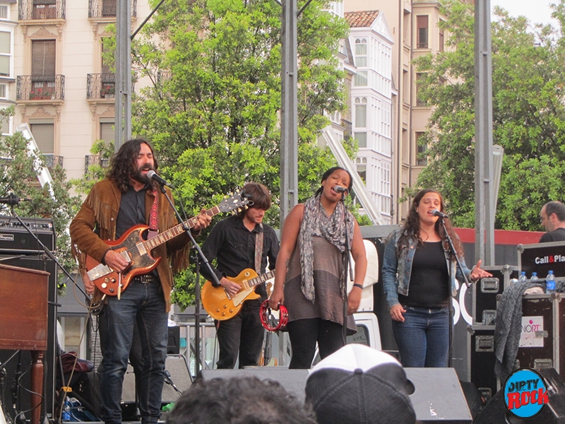 Julián Maeso Azkena Rock Festival