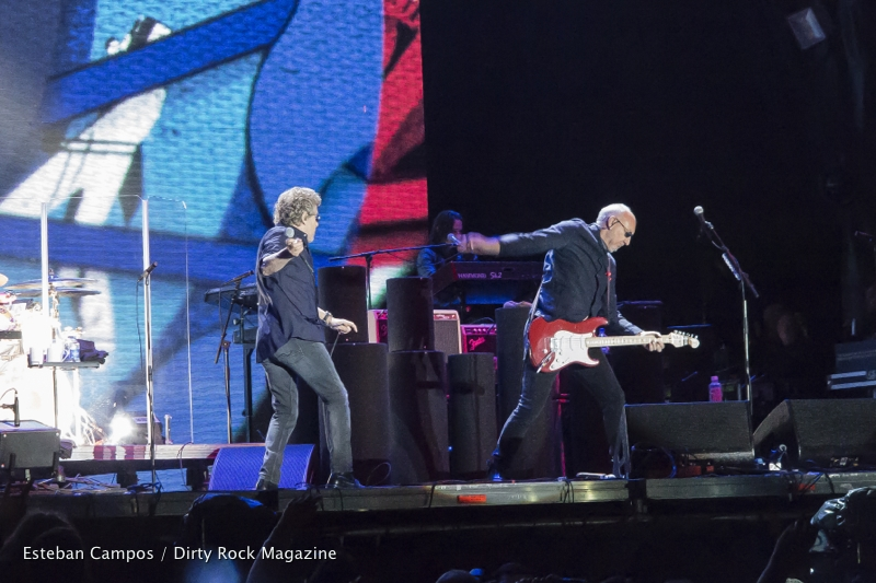 The Who en el Azkena Rock Festival 2016