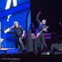 The Who actuando en el Azkena Rock Festival el 18 junio 2016