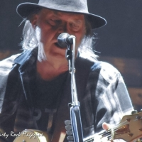 Neil Young and Promise of The Real en Barcelona 2016 Pobe Espanyol