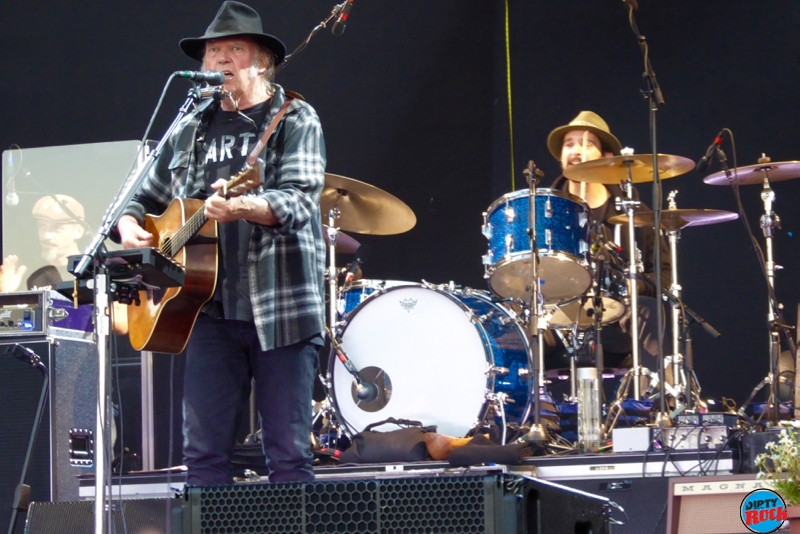 Neil Young and Promise of the Real en Madrid Mad Cool Festival.11